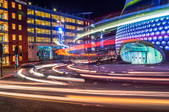 Herausforderung Urbanisierung: Wird die Stadt der Zukunft smart? (Foto: Phil Dolby)