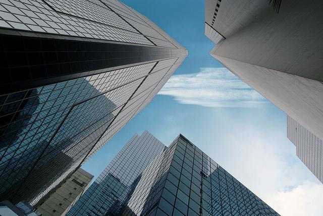 Teameffizienz eines Immobilien-Team (3/5): Struktur (Foto: Bernard Spragg)