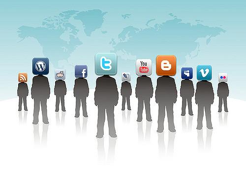 Was sollte eine Immobilienfirma auf sozialen Medien teilen? (Foto: Rosaura Ochoa)