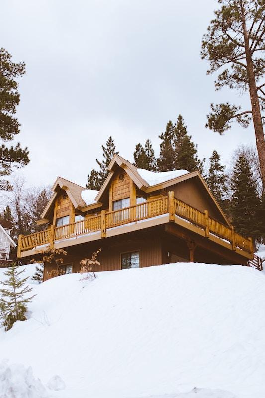 Machen Sie Ihr Zuhause zu einem Winterparadies